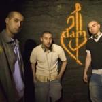 """""""ДАМ"""" Тамер Нафер е в средата. снимка: http://www.damrap.com/photo2.html"""